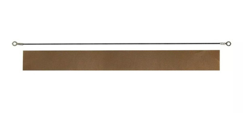 resistencia y teflón para selladora de impulso de 20 cm