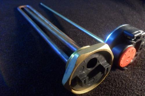 resistencia y termostato italian termotanque electrico 1500w