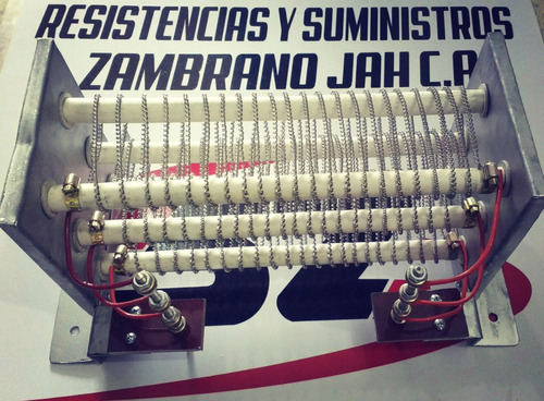 resistencias de cartucho para maquinas selladoras de bolsas