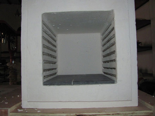 resistencias electricas para muflas y hornos de templado