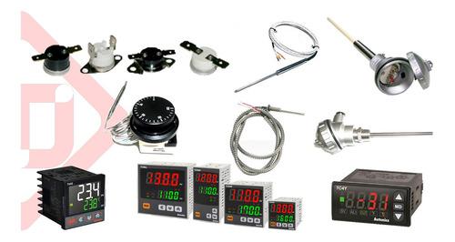 resistencias electricas pt100 termocupla luminaria led y mas