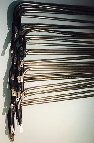 resistencias hierro para nevera mabe originales de 38cm