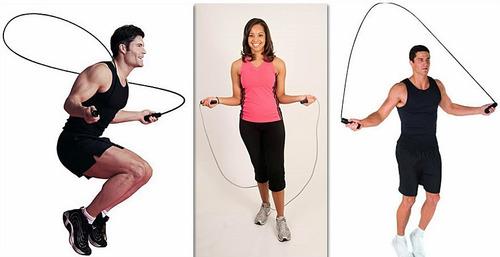 resistente cuerda para saltar con contador de saltos 2.85m
