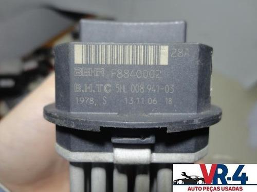 resistência ar condicionado c4 307 original usado