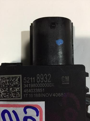 resistência do radiador cobalt 2017