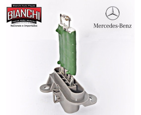 Resistência Do Ventilador Caminhão Mercedes Benz Axor 24 V