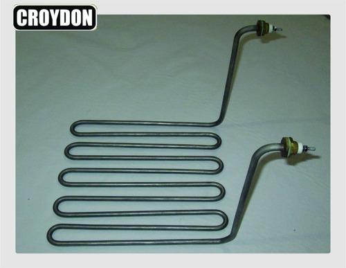 resistência elétrica fritadeira croydon 5000kw inox 5 voltas