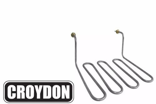 resistência elétrica +termostato fritadeira croydon 5kw 220v