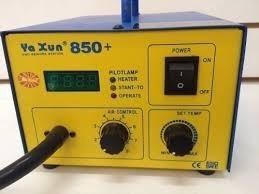 resistência estação solda retrabalho yaxun 850+ 5 fios 110 v