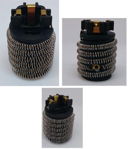 resistências corona 5400w 127v kit c/ 05 pçs