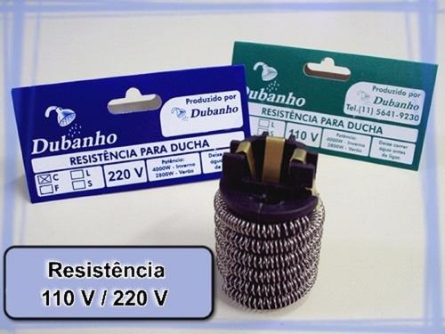 resistências corona 5400w  220v kit c/ 05 pçs