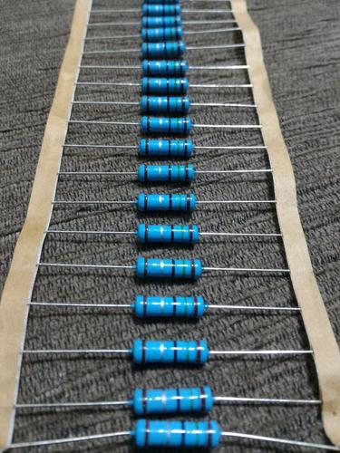 resistor 2r2 ohm 2w para led 10w 12v 20 peças + frete gratis