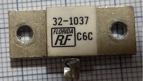 resistor carga 50ohms 250watts - original