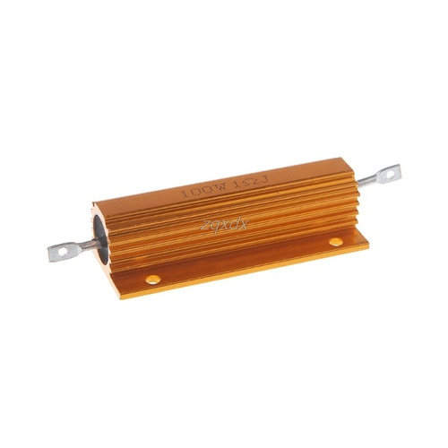 resistor de alta potência 1 kohms (1000 ohms) 100w