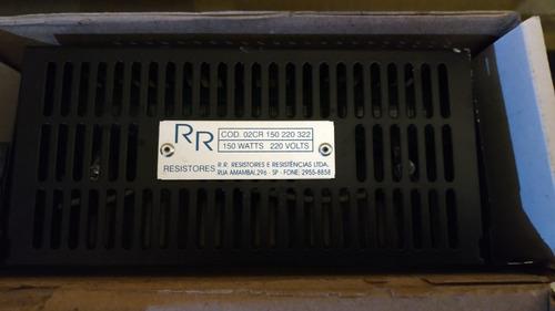resistor de aquecimento para painel elétrico 150w 220v rr
