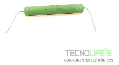 resistor de carbono 150r 5% 20w 150 ohms