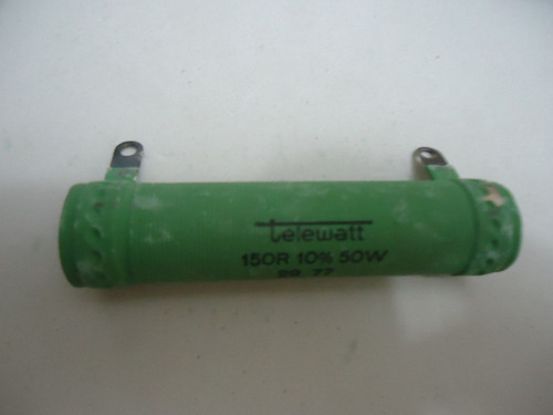resistor fio 50w 150r