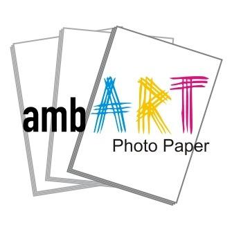 resma a3 papel fotográfico doble faz mate 220gr x 20h 059