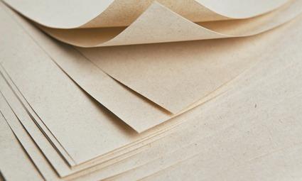 resma de papel ecológico, de fibra caña de azúcar (carta)