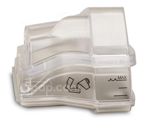 resmed-respironics: cpap / máscara nasal buconasal