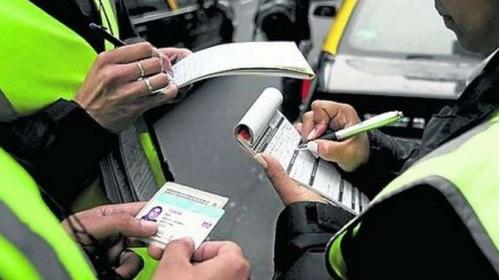 resolucion infracciones multas de transito bs as  y caba