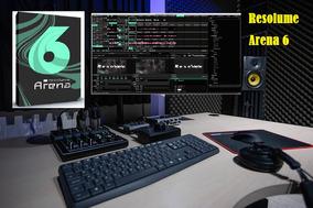 Resolume Arena 6 Licencia   Win Mac   + Tutorial Digital
