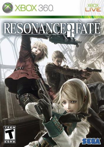 resonance of fate xbox 360