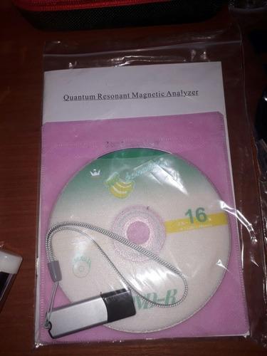 resonancia magnetica cuantica 4ta generacion 40diagnosticos