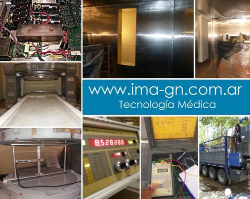 resonancia magnetica tomografia servicio tecnico repuestos