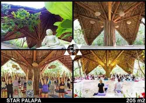 resort holistico eco turístico playa del carmen p2320