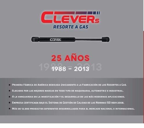 resorte neumático clevers 3ª puerta ford ka 1997/2008