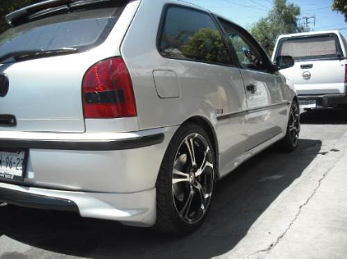 Resortes Ag Kit Performance Vw Pointer 1998