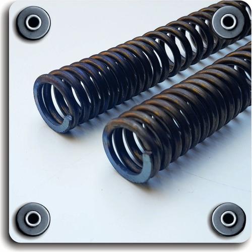 resortes horquilla suspension honda cbx 250 twister  x 2u