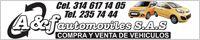 Logo de  Ayf Automoviles