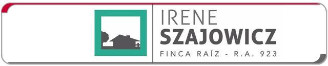 Logo de  Irene Szajowicz Finca Raiz