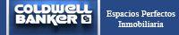 Logo de  Coldwell Banker Espacios Perfectos Inmobiliaria
