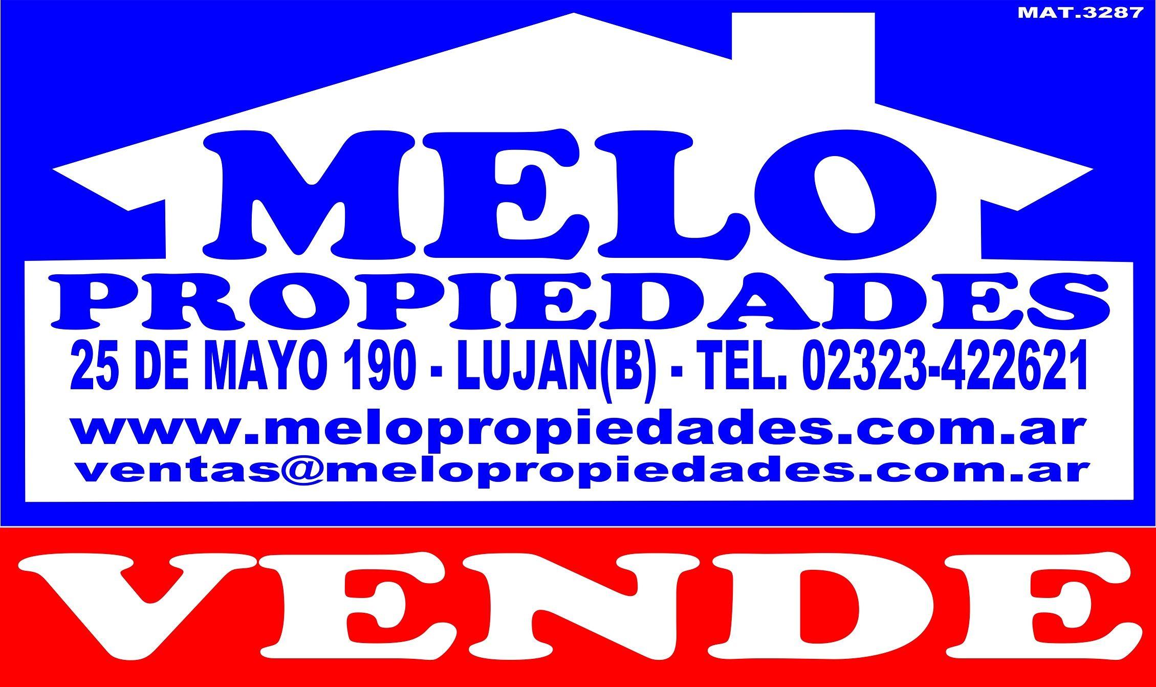Logo de  Melopropiedades