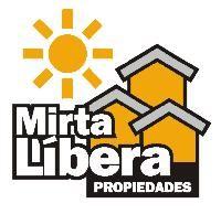 Logo de  Mirta Líbera Propiedades