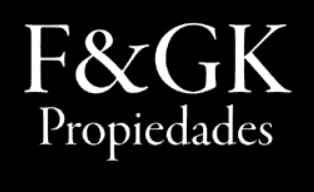 Logo de  F&gk Propiedades