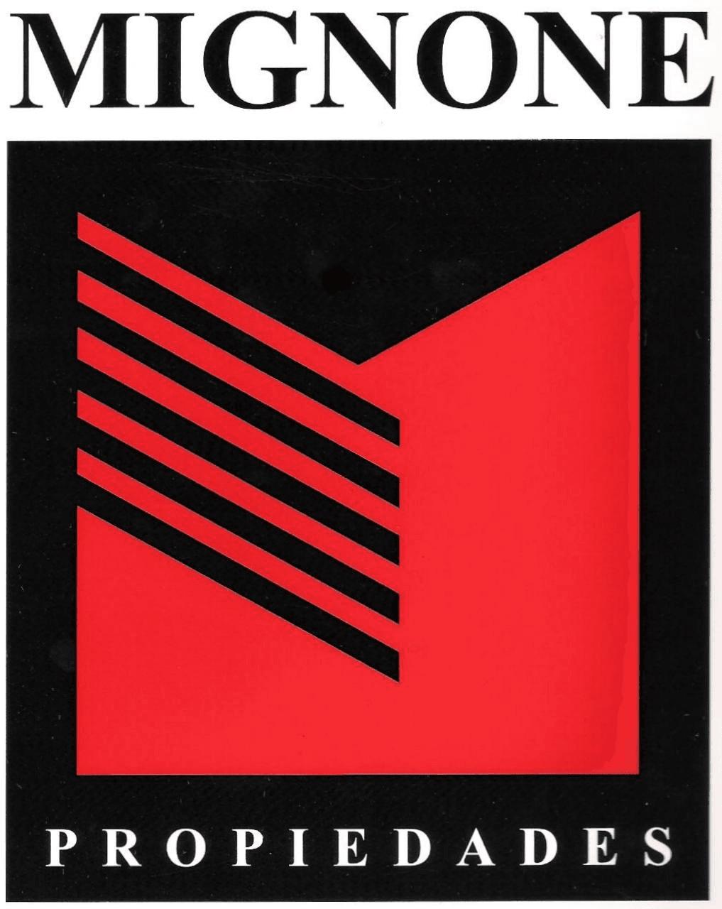 Logo de  Mignone Propiedades