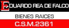 Logo de  Eduardo Rea De Falco Bienes Raices