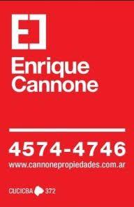Logo de  Enrique Cannone Propiedades