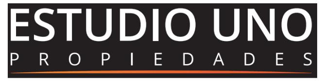 Logo de  Estudiounopropiedades