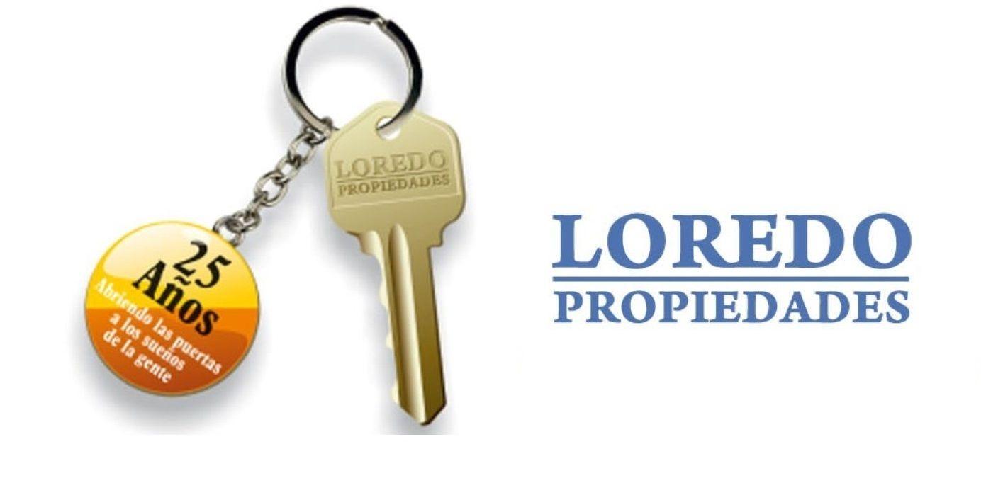 Logo de  Loredo Propiedades