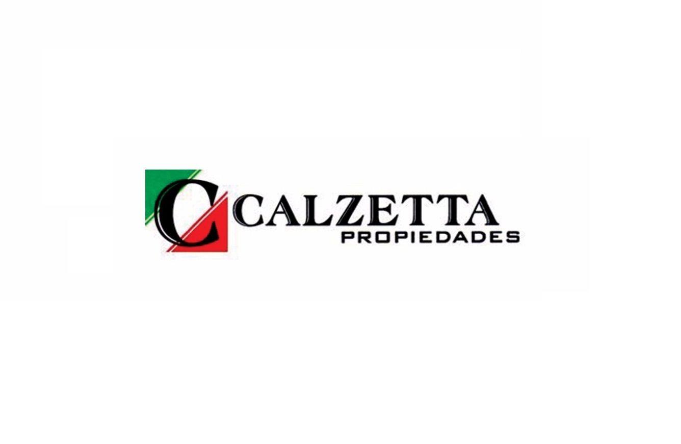 Logo de  Calzetta Propiedades