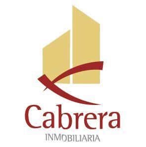 Logo de  Cabrera Inmobiliaria