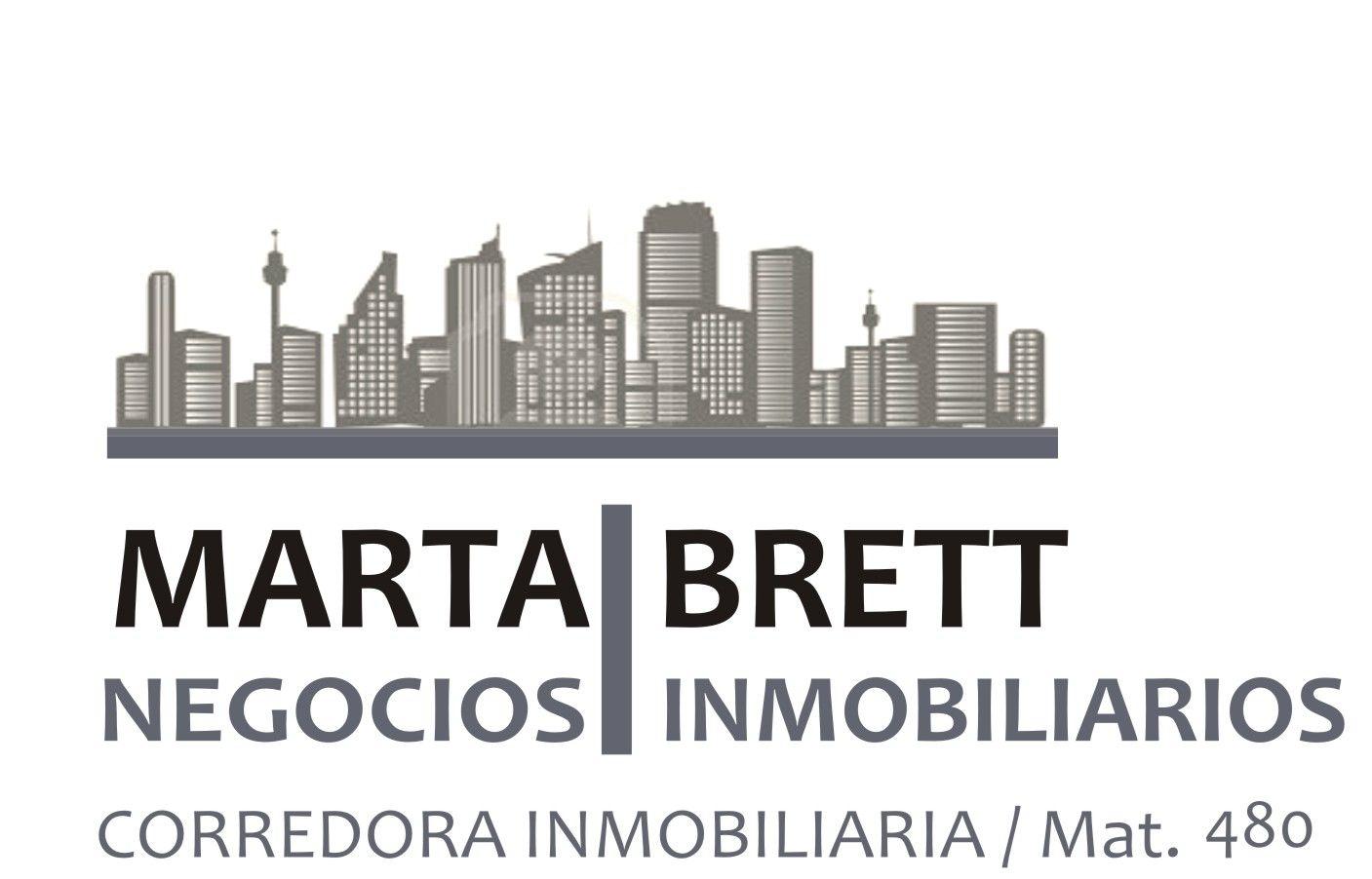 Logo de  Martabrett