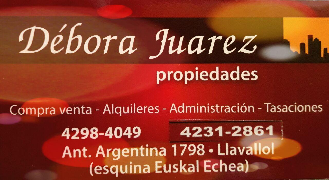 Logo de  Inmobiliariadeborajuarez