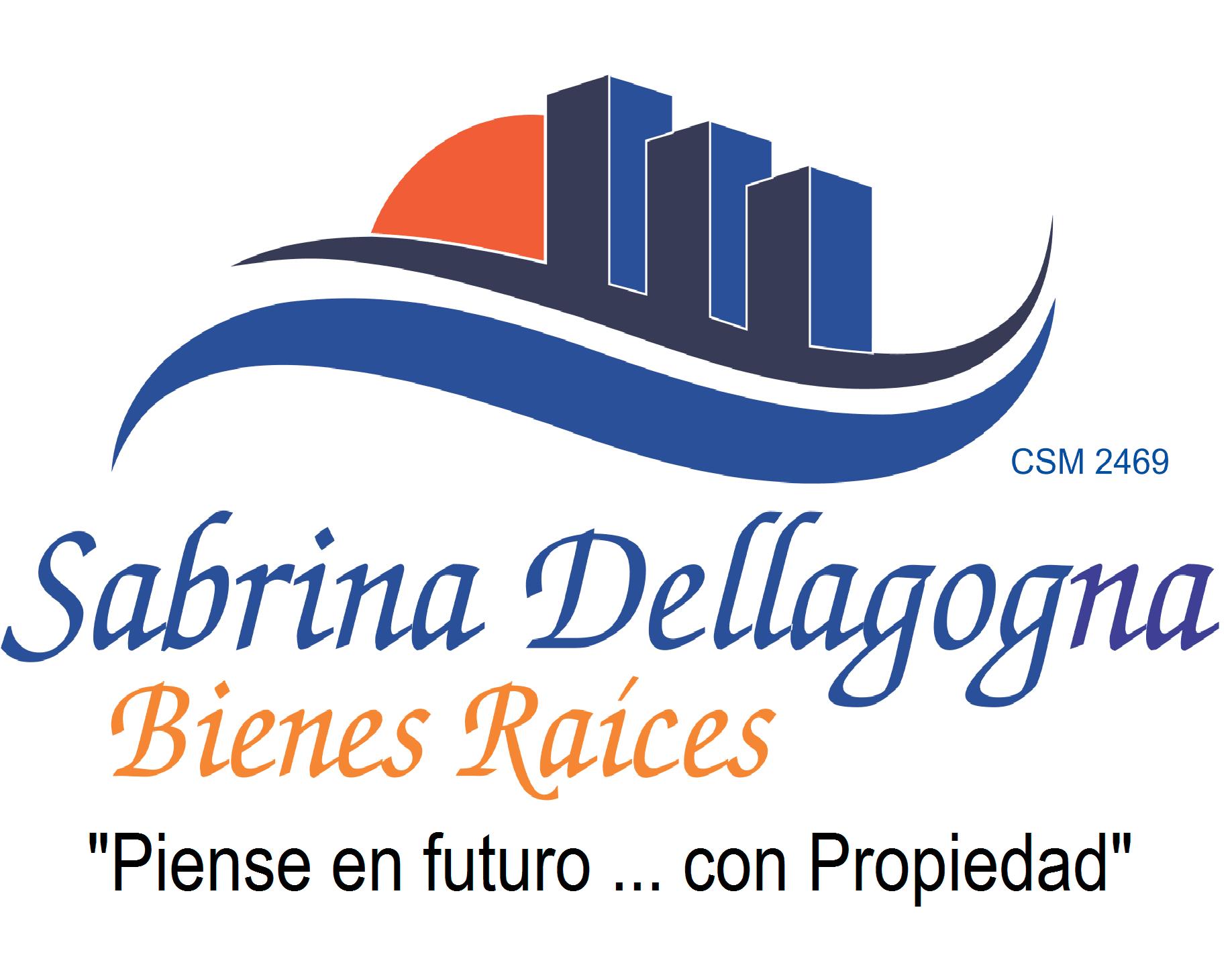Logo de  Dellagogna Propiedades