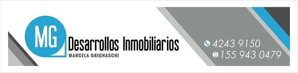 Logo de  Mg Desarrollos Inmobiliarios